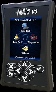 EFI LIVE AUTOCAL V3 |BLANK|