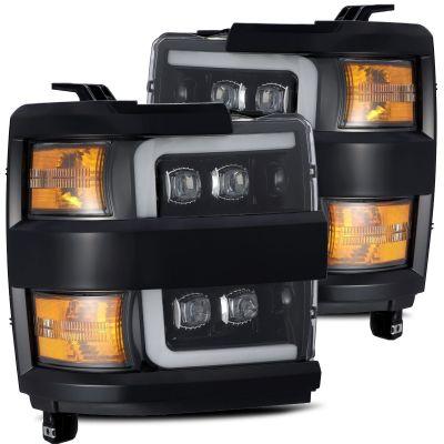 alpharex 2015-2019 chevy silverado HD lights