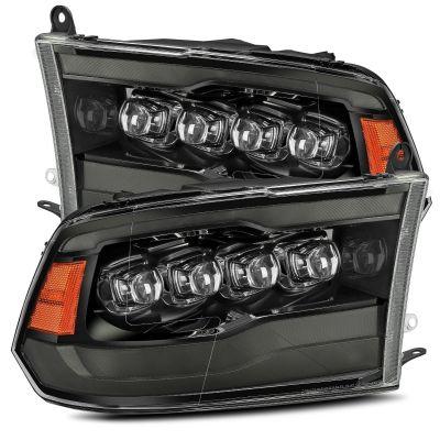 AlphaRex Nova Series Headlights for 2009-2018 Ram 1500 2500 3500 trucks