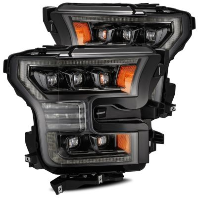 alpahrex headlights f150 and f150 raptor