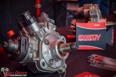 EXERGY E04-20406 10MM STROKER CP3.3 PUMP |2013-2018 CUMMINS 6.7L|