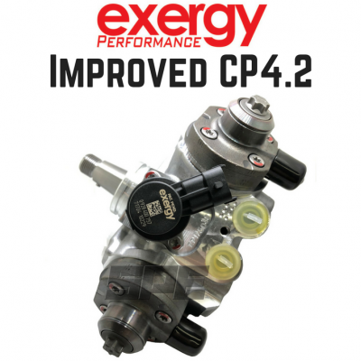EXERGY E04-40104 IMPROVED STOCK SCORPION CP4.2 PUMP |2011-2018 FORD 6.7L POWERSTROKE|