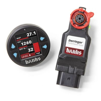 BANKS L5P ULTIMATE POWER PACKAGE W/MOUNTING POD |2017-2019 GM 2500/3500 6.6L|