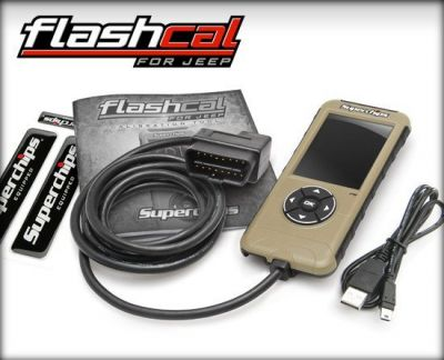 Superchips Flashcal for Jeep - 3571