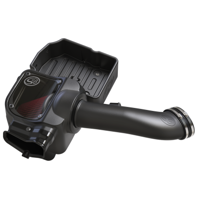 S&B FILTERS COLD AIR INTAKE |2017-2019 FORD POWERSTROKE 6.7L|