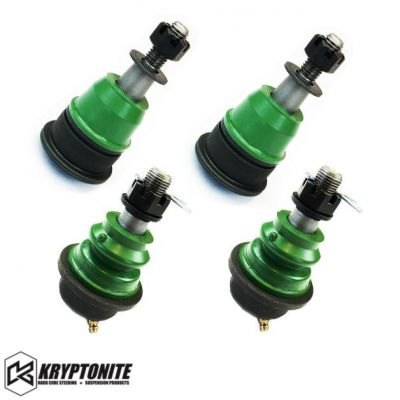 KRYPTONITE UPPER AND LOWER BALL JOINT PACKAGE |2001-2010 GM DURAMAX 6.6L|