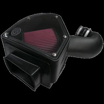 S&B Filters Cold Air Intake |Dodge 5.9L Cummins 1994-2002| 75-5090