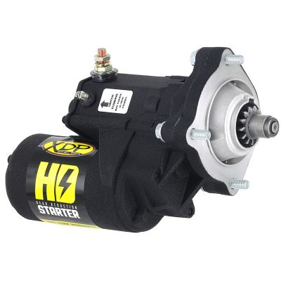 XDP WRINKLE BLACK HD GEAR REDUCTION STARTER |1994-2003 FORD 7.3L|