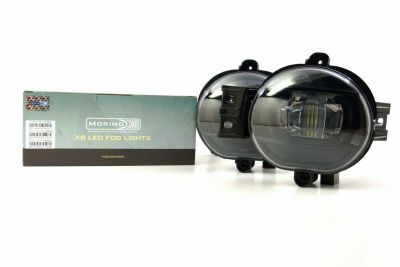 MORIMOTO XB LED FOG LIGHTS |DODGE RAM 2003-2009 RAM 1500/2500/3500|