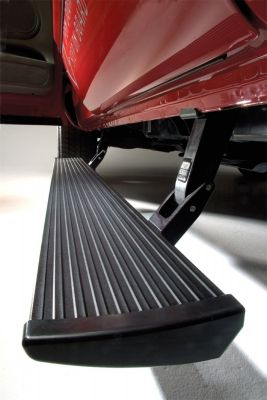 AMP RESEARCH POWERSTEP ELECTRIC RUNNING BOARDS |2014-2018 SILVERADO/SIERRA 1500, 2015-2019 SILVERADO/SIERRA 2500/3500 GAS|