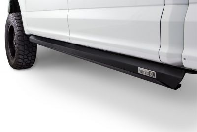 AMP RESEARCH PowerStep XL Electric Running Boards Plug N' Play System for 2017-2019 Ford F-250/F-350/F-450, SuperCrew Cab