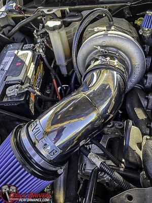 EVIL FAB S400 2ND GEN SWAP TURBO KIT |2003-2007 DODGE CUMMINS 5.9L|