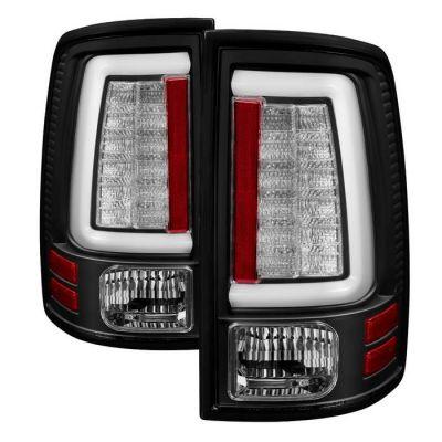 SPYDER AUTO LED U BAR TAIL LIGHTS  2010-2018 RAM 2500/3500 