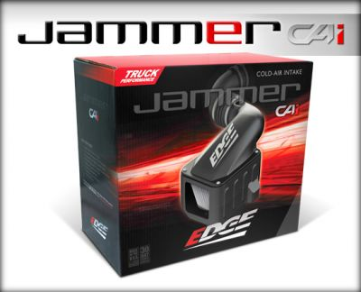 Edge 28135-D JAMMER CAI CHEVY 2004.5-2005 6.6L (Dry Filter)