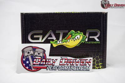 GATOR FASTENERS HEAVY DUTY HEAD STUD KIT  2001-2016 GM DURAMAX 6.6L 