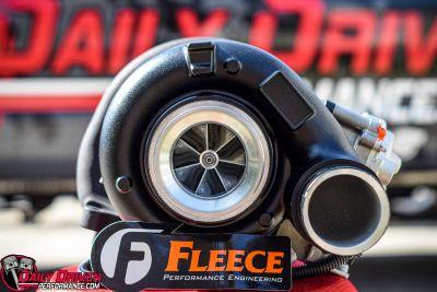 FLEECE PERFORMANCE 63MM CHEETAH TURBO |2007.5-2018 DODGE CUMMINS 6.7L|