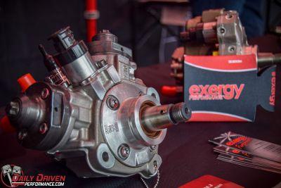 """EXERGY E04-20308 14mm STROKER CP3 PUMP """"STREET""""  2007.5-2012 DODGE CUMMINS 6.7L """