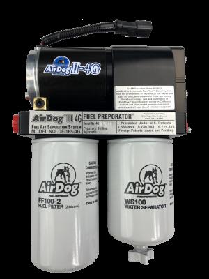AirDog II-4G 165GPH Fuel System |2011-2014 Duramax|