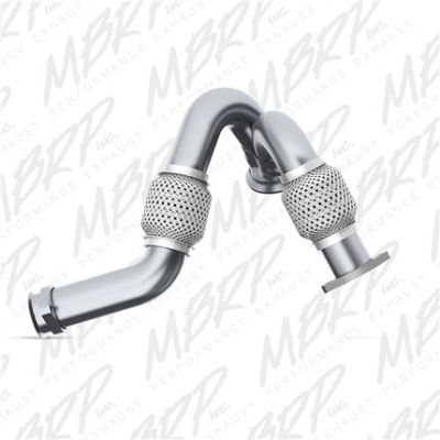 MBRP Heavy-Duty Up-Pipe Assembly - 03-07 Ford Powerstroke 6.0L