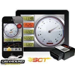 SCT Performance 4015 ITSX Digital Programmer BlueTooth Capable Works Gas & Diesel All Years and Makes