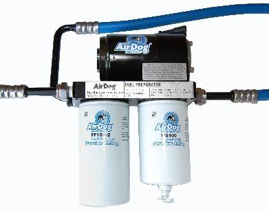 PureFlow AirDog A4SPBF171 99-03 Ford 7.3L AirDog 150 Preset - Quick Disconnect