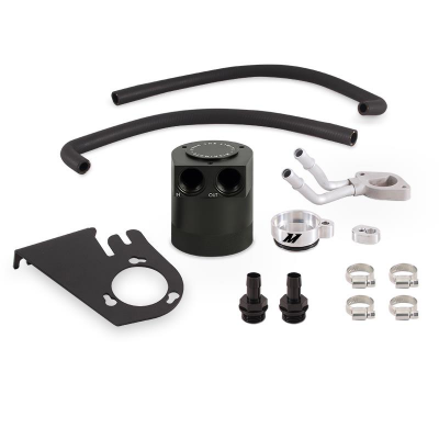 MISHIMOTO BAFFLED OIL CATCH CAN KIT |2011-2016 FORD POWERSTROKE 6.7L|