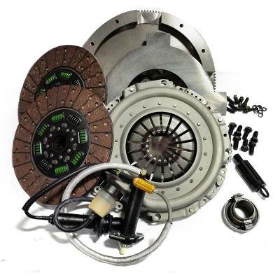 VALAIR 650HP STREET DUAL DISC CLUTCH KIT |1994-2003 DODGE CUMMINS 5.9L|