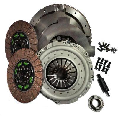 VALAIR 550HP STREET DUAL DISC CLUTCH KIT |2001-2005 DODGE CUMMINS 5.9L 6 SPEED|