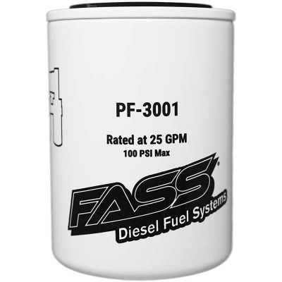 FASS REPLACEMENT FUEL FILTER & WATER SEPARATOR COMBO