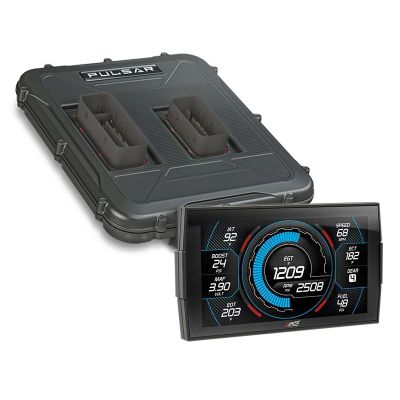 EDGE PRODUCTS L5P PULSAR TUNING & INSIGHT MONITOR PACKAGE |2017-2021 GM DURAMAX 6.6L|