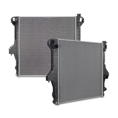 MISHIMOTO STOCK REPLACEMENT RADIATOR |2003-2009 DODGE CUMMINS 5.9L\6.7L|