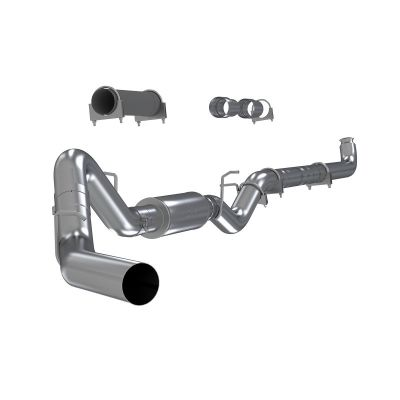 """MBRP 4"""" DOWNPIPE BACK EXHAUST SYSTEM W/MUFFLER 